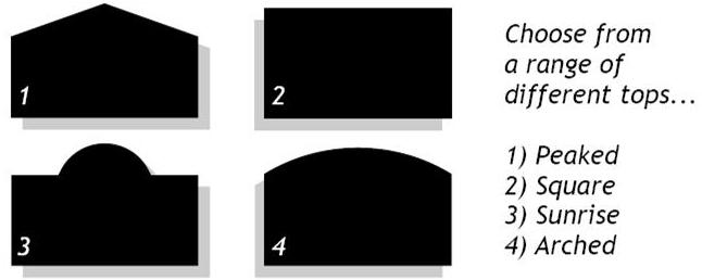 granite tee sign designs